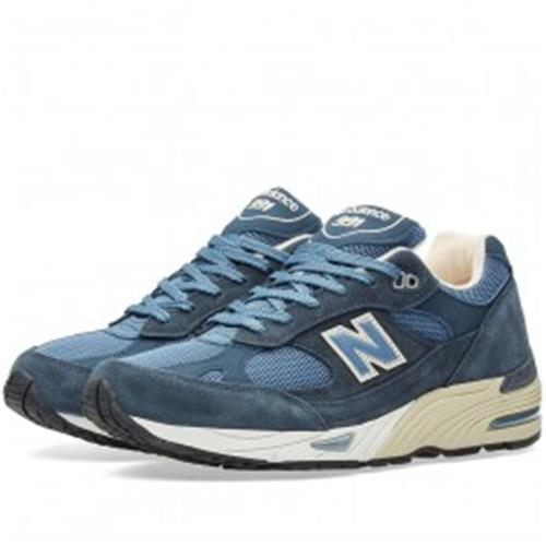 Scarpe New Balance M 991 DBW Dusty Blue mis uk 8