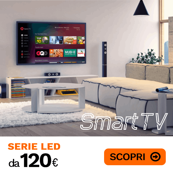 Tv Smartv Televisori low cost